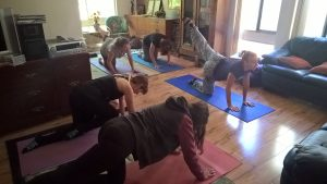 Retreat Try Yoga