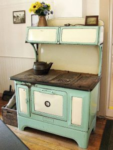 cooking stove 1920